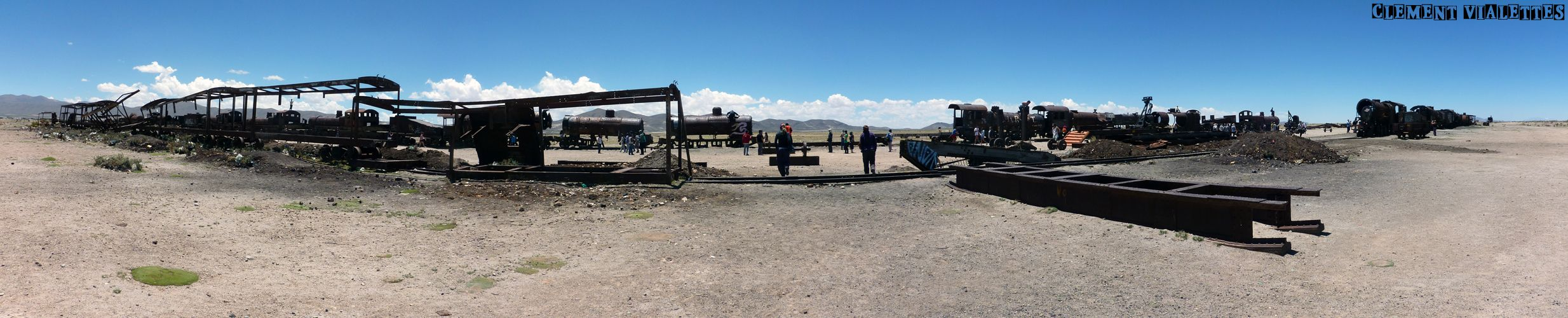bolivie uyuni train panoramique